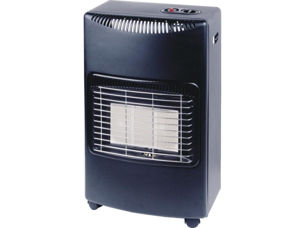 Master vibrator space heater