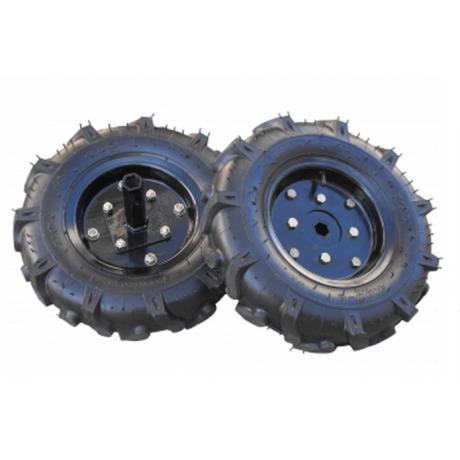Roti pneumatice Media Line WHEELS4.0-8 pentru motosape