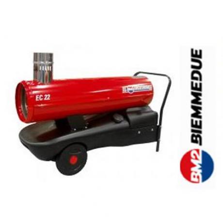 EC 22 Generator de caldura , putere 22 kW , motorina ardere directa Biemmedue