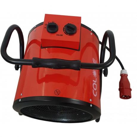 Tun caldura electric BC9 CALORE , putere calorica 9kW , tensiune 400V, debit 980 mcb