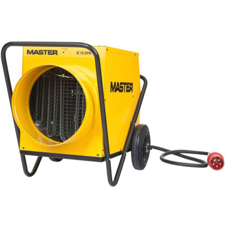 B 18 EPR Master incalzitor aer cald industrial