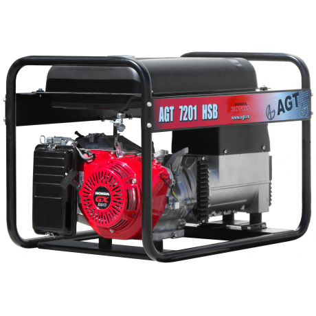 AGT 7201 HSBE R26 Generator curent electric
