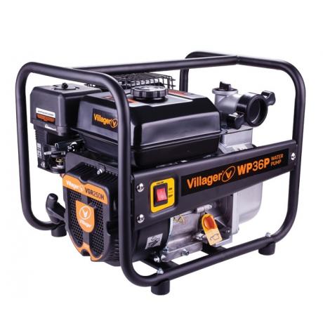 HPWP 30P Motopompa Villager , motor 7 Cp , debit 500 l/min