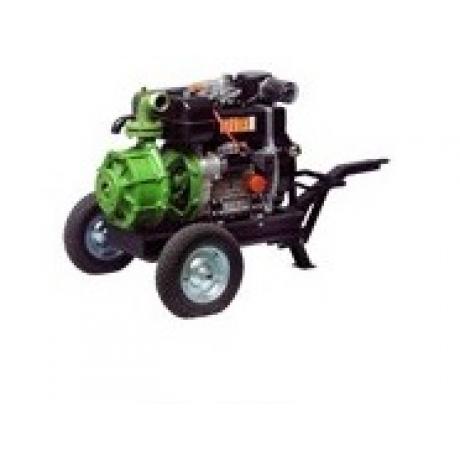 9LD 625-2 ROVATTI R526 Lombardini Motopompa apa semi-murdara , motor  Diesel , putere 5 CP , debit 145 mc/h