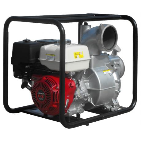 Motopompa AGT HONDA WP 60 HKX , debit 2.800 l/min , motor 13 Cp , diametru 6 ''