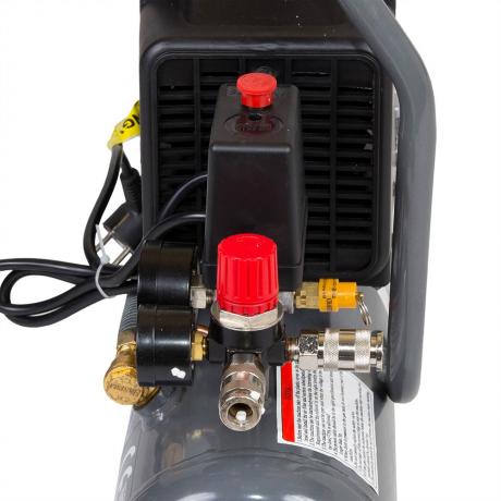 HM1010K Stager Compresor  ,putere motor 0.75 kW , capacitate rezervor 6L