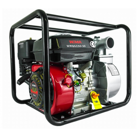 WMQGZ 50-32 Motopompa benzina apa curata Weima , putere 6.5 CP , debit 465 L/min