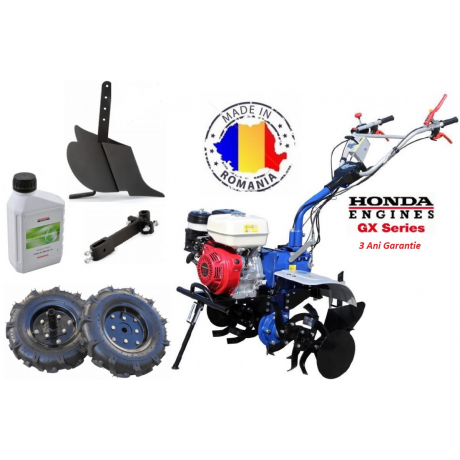Motosapa AGT 13000 Premium Motor Honda GX390