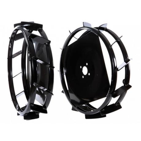 69209067 Bertolini Set roti metalice 480x100 mm