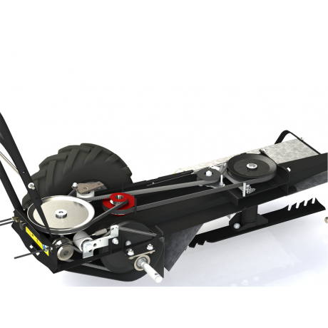 F-550 Vari Motocositoare , putere motor 3.8 kW , motor 5.1 Cp , tip motor GCV 190