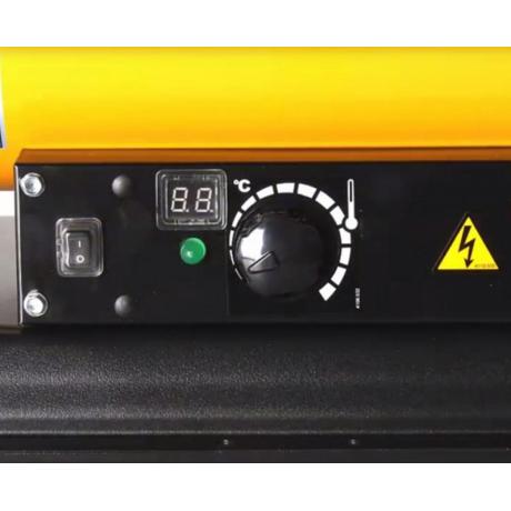 Tun de caldura Semiprofesional cu ardere directa 10 kW  Master B 35 CEL , debit aer 280 mc/h