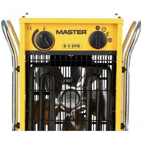 Master B 5  EPB aeroterma electrica aer cald industriala