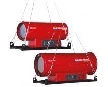 Generatoare de aer cald suspendate Master , Calore , Biemmedue si Sial