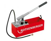 Pompe testare presiune si detartrare Virax - Rothenberger
