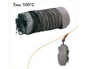Tub flexibil PVC , 400 mm  02AC564