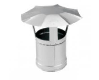 Capac antivant evacuare fum master diametru 120 mm 4013