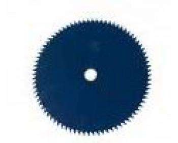 4095066AR Efco Cutit 80 dinti motocoasa  , diametru 255 mm ,grosime 1.4 mm , prindere 25.4 mm