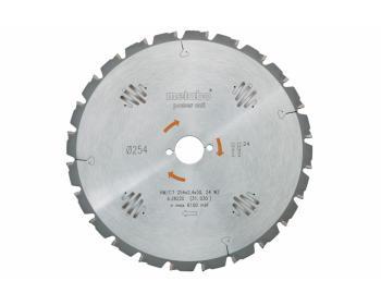 Disc circular metabo pentru lemn 315 mm 24 z cod 628016000