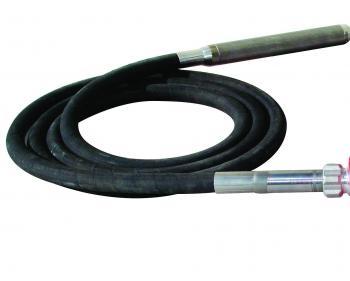 Lance vibratoare 4 m + cap vibrator 50 mm Fx 500/4,potrivit modelului FX2000