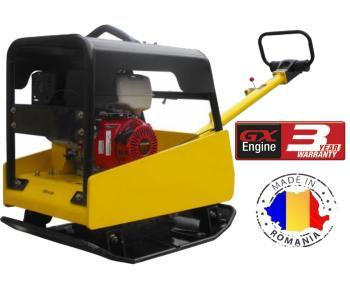 CRBH H 400 Placa compactoare reversibila hidraulica