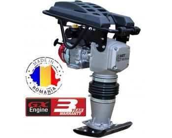 Mai compactor CV 73 H  motor OHV Honda,putere motor 2.8CP