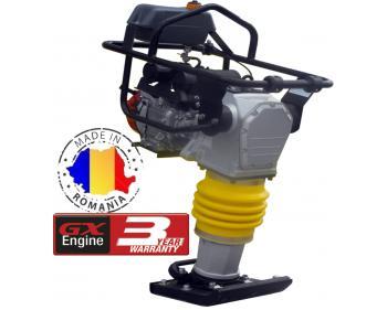 Mai compactor CV 76H motor  OHV HONDA,putere motor 4CP