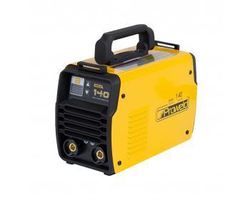 MMA 140DLS  ProWeld Invertor sudura, profesional, IGBT , 10-140 A , Electrozi rutilici 2.5 mm E6013 , 5kg