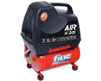 FIAC AIR 6/201  Compresor aer fara ulei