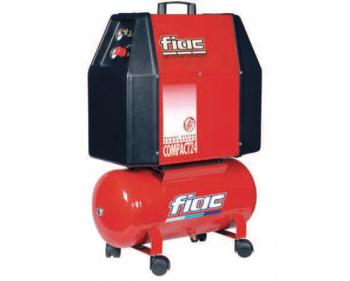 Compact 24 Fiac  Compresor aer insonorizat