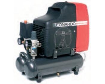 LEONARDO FIAC Compresor insonorizat cu piston