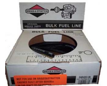 Furtun de benzina briggs stratton cod 395051r l 50 cm
