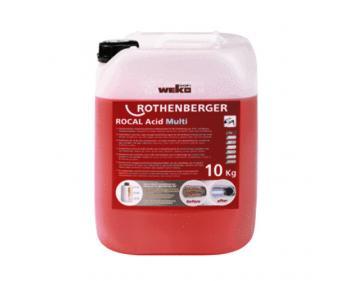 Rocal acid multi Rothenberger 10 Kg 1500000116