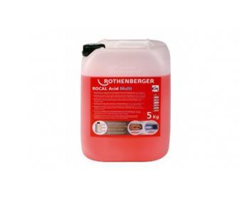 Rocal acid multi rothenberger 5 kg 1500000115