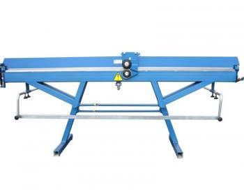 Abkant de indoit tabla pentru ateliere de tinichgerie ROP 2000x0.65