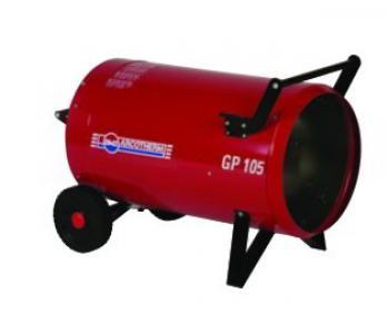 Biemmedue GP 105 M  Generator de caldura pe GPL , putere motor 108,7 kW