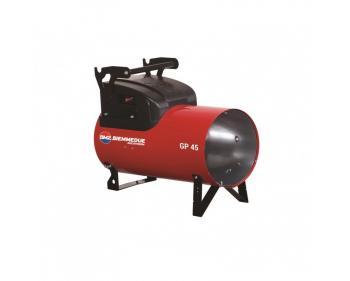 GP 45 M-C  Biemmedue Generator de caldura pe GPL , putere motor 46,7 kW