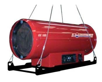 Generator caldura suspendat GE 65 S Biemmedue