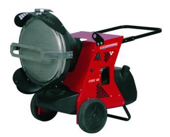 Incalzitor cu motorina cu infrarosu FIRE 45 T2