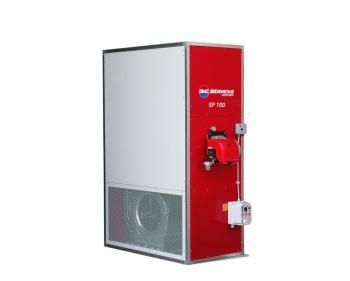 SP 30 Biemmedue , Incalzitor compact cu ardere indirecta pe gaz metan ,cod 04SP28M