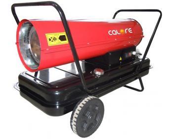 D 50 Calore Generator de aer cald pe motorina 50 kW , debit aer 1100 mc/h