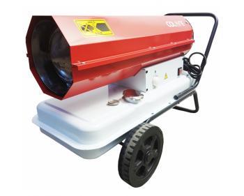 D 20T Calore Tun de caldura cu ardere directa , putere 20kW , debit aer 588mcb/h , combustibil motorina , 230V