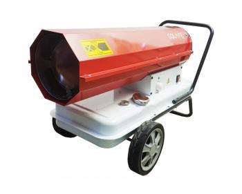 D 30T Calore Tun de caldura cu ardere directa , putere 30kW , debit aer 735mcb/h , combustibil motorina , 230V