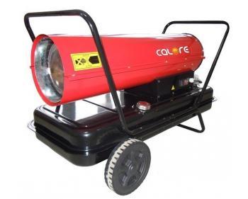 D 50 RT Calore Tun de caldura cu ardere directa cu putere calorica 50Kw si debit de aer 1100mcb/h , cod D50RT