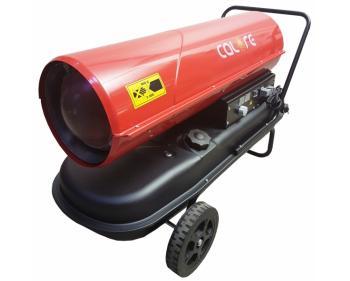 Tun de caldura cu ardere directa D50T CALORE, putere 50kW, debit aer 1100mcb/h, combustibil motorina, 230V