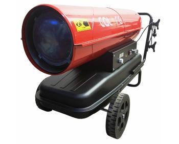 D 70T CaloreTun de caldura cu ardere directa, putere 70kW , debit aer 1300mcb/h , combustibil motorina , 230V