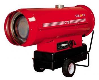 EC 110 Calore Generator caldura in 2 trepte ,putere calorica 80 kW