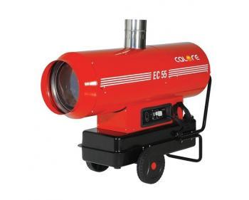 EC 55  Calore Generatoare de aer cald