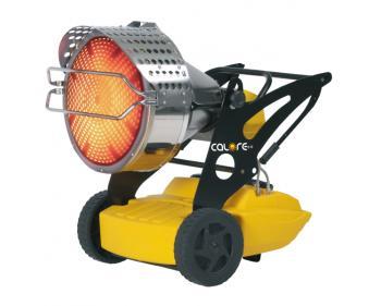 FLASH-1 Calore Incalzitor cu raze Infrarosii , putere calorica 43kW , alimentare 230V , motorina