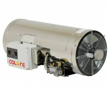 GA / N 100C Generator aer cald Calore suspendat pe metan , putere 111.9 kW