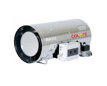 GA/N 95C Calore Tun de caldura suspendat cu ardere directa , putere 97,1 kW , debit aer 6700mcb/h , tip de gaz metan si propan